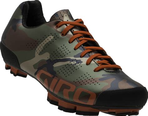 motorcycle bike shoe giro releases limited edition camo empire shoe for