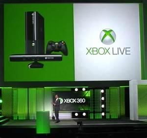 Microsoft Announces New Xbox 360 Design Xbox Live