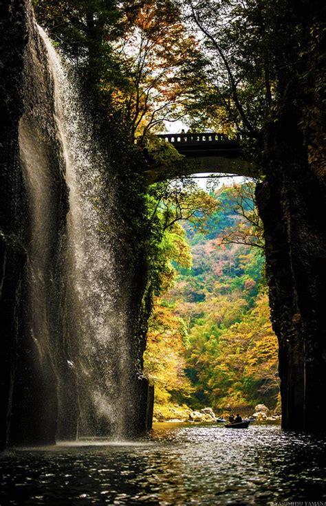 Takachiho Bellezza E Misticità Takachiho Waterfall