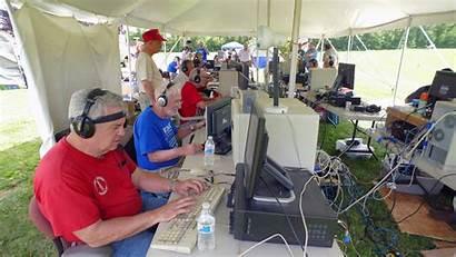 Radio Ham Field Md Howard County Operators