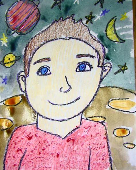 art projects  kids  portraits images