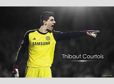 Thibaut Courtois Chelsea Football Wallpaper HD, Football