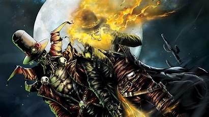 Rider Ghost Wallpapers 4k Comic Ultra Comics