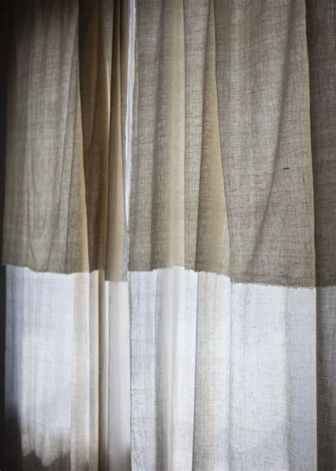 1000 ideas about linen curtains on curtains