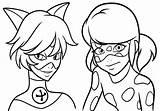 Colorir Ladybug Miraculous Desenhos Imprimir Noir Cat Colorear Livrinho Desenho Pintar Dibujos Coloring Coloriage Fazendoanossafesta Aventuras Colorare Livro Chat Gato sketch template