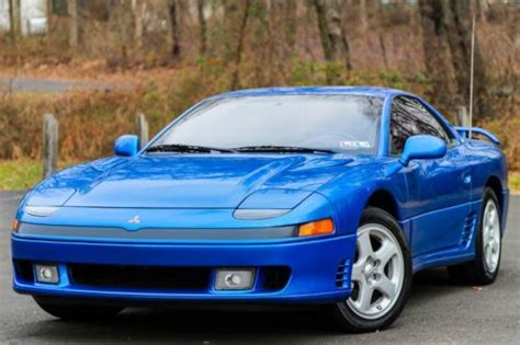 Find Used 1992 Mitsubishi 3000gt Vr4 Awd Coupe 5speed
