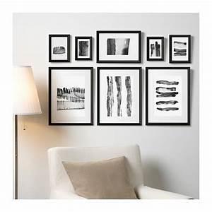 Bild Rahmen Lassen : knopp ng rahmen mit bild 8er set schwarz ikea rahmen und mama ~ Yasmunasinghe.com Haus und Dekorationen