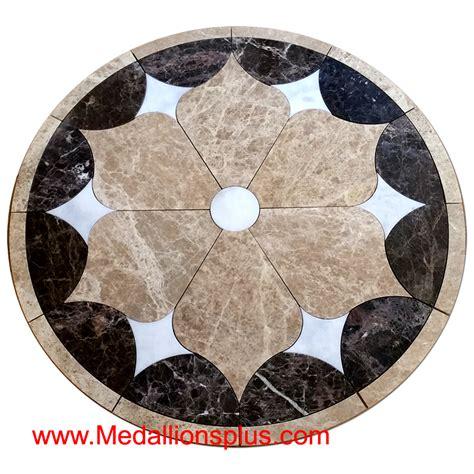 floor tile medallions for sale flora 36 quot waterjet medallion medallionsplus com floor medallions on sale tile mosaic
