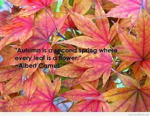Beautiful Autumn Morning Quotes And Images