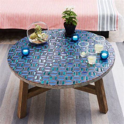 mosaic table top kit coffee table cool mosaic coffee tables mosaic coffee
