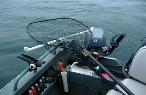 Large Boat Landing Net by Guidelines For Netting A Salmon