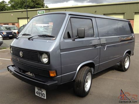 1984 vw transporter t25 never welded or had any panels replaced