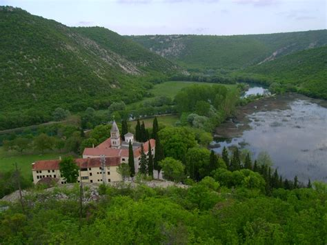 Panoramio  Photo Of Manastir Krka