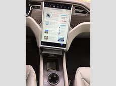 Tesla Model S Center Console From EVANNEX #CleanTechnica
