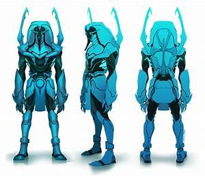 Blue Beetle: Khaji Da +STAGE TWO+ by dou-hong on DeviantArt