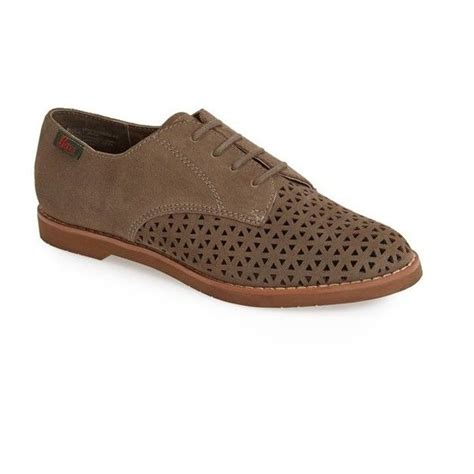 G H Bass And Co Ellie Suede Oxford 29 Liked On