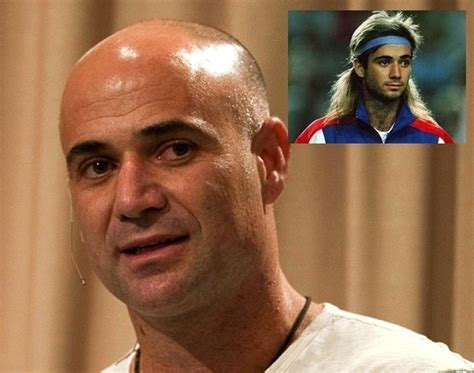 Andre Agassi   Hollywood Wigs and Weaves   StyleBistro