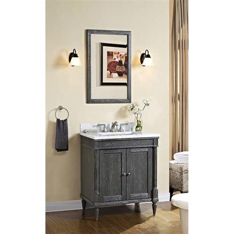 fairmont designs rustic chic  vanity    top