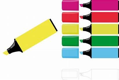 Marker Markers Clipart Crayola Clip Cliparts Pencil