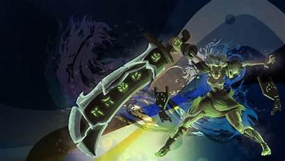 Riven Fan League Legends Wallpapers Yasuo Leagueoflegends