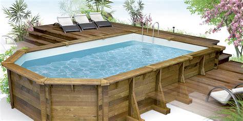 prix piscine semi enterree bois prix piscine bois semi enterree 28 images piscine semi enterr 233 e 8m piscine ronde semi