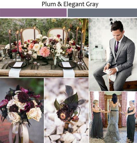 wedding ideas  rustic shades  plum tulle