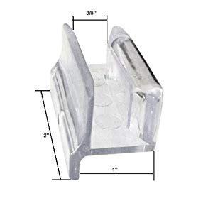 shower door bottom guide clear acrylic sliding shower door bottom guide with