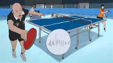 Ping Pong The Animation Wallpaper - ping pong the animation trailer hd