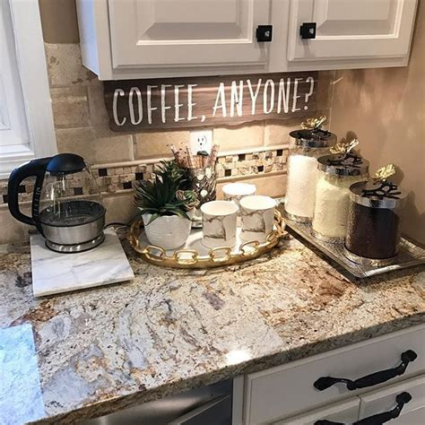 decorating ideas for kitchen counters gorgeous kitchen counter decorating ideas how to decorate