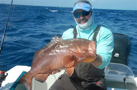 fish key west frenzy feeding grouper anglers variety stunning offers outdoorhub fare restrictions dates sure season check table