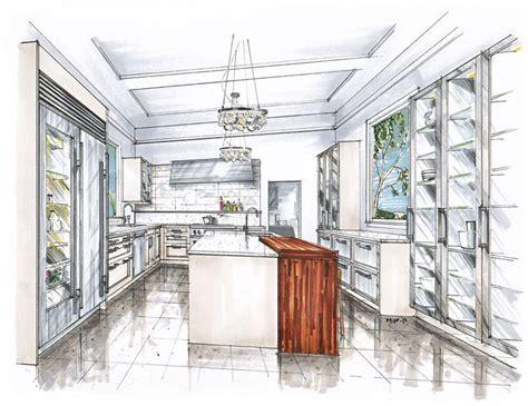kitchen interior kitchen rendering search architecture sketches