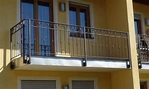 Balkongeländer Pulverbeschichtet Anthrazit : balkongel nder geschmiedet jakob haider metall ~ Michelbontemps.com Haus und Dekorationen