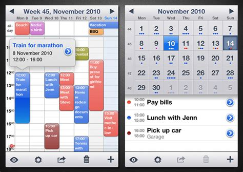 how to a calendar on iphone 30 awesome alternative calendar apps for iphone 171 iphone