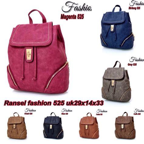 A776 Tas Import Ransel Import jual tas ransel fashion tas ransel wanita tas murah tas