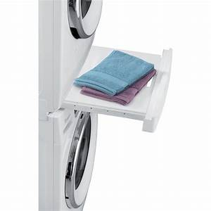 Lave Linge En Solde : kit de superposition 2 en 1 pour lave linge et s che linge ~ Premium-room.com Idées de Décoration