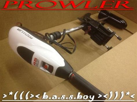 Prowler Trolling Motor Parts Motorcyclepict
