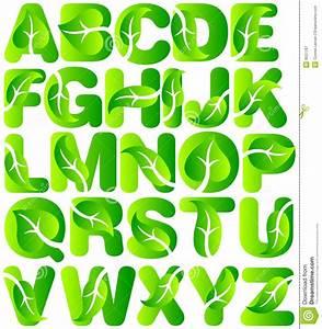 La Centrale Alphabet : lame verte de l 39 cologie env d 39 alphabet photographie stock libre de droits image 9037787 ~ Maxctalentgroup.com Avis de Voitures