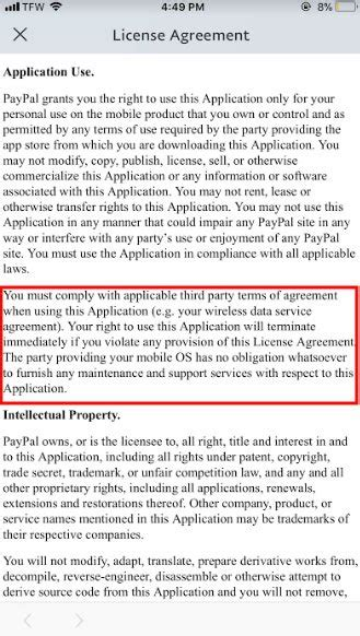 Dentistry Work Experience Letter by Custom Eula To Meet Apple S Minimum Requirements Termsfeed