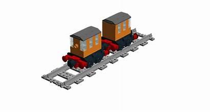 Thomas Lego Friends Engine Tank Trucks Troublesome