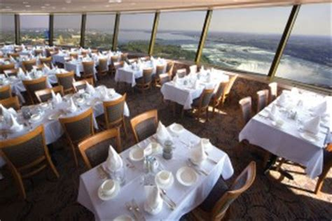 skylon tower revolving dining room restaurant summit suite buffet niagara falls dining skylon tower