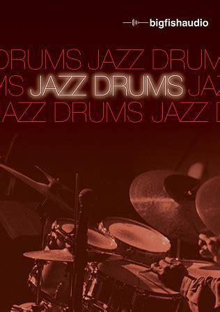 Garageband Jazz Drum Loops by Big Fish Audio Jazz Drums Authentic Jazz Drum Loops