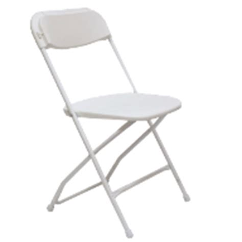 folding chairs rent a bounce