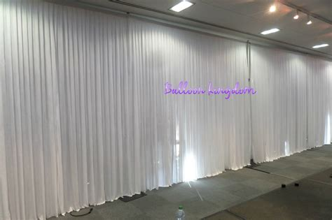 wall drapings venue decorators event styling balloon kingdom