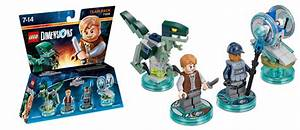 LEGO Dimensions Team Pack Jurassic World EB Games New