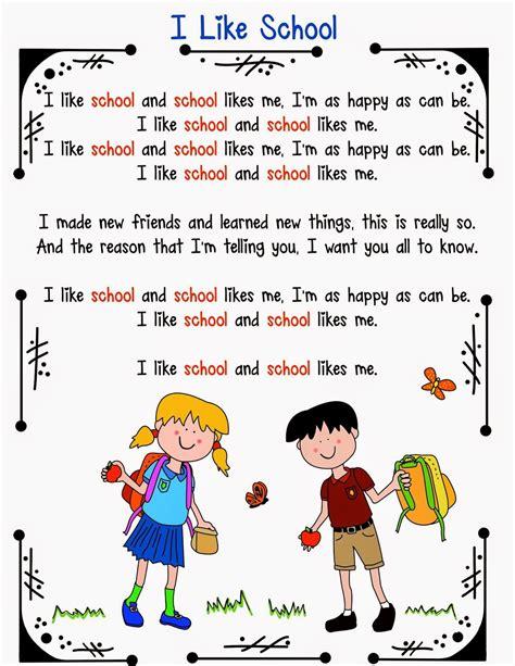 kindergarten kiosk end of the year song i like school 160   754f4934a96cbaaa19b0d8197d29b695
