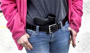 In Utah  Teachers Can Carry Guns Into School And Not Tell
