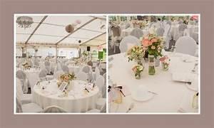 Tischdeko Runde Tische : romantische hochzeitsdeko im zelt von oliver melissa ab 1 ~ Watch28wear.com Haus und Dekorationen