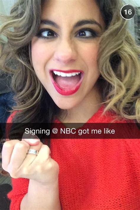 Fifth Harmony: Ally Brooke Snapchat @itsmeallyb - Dizkover