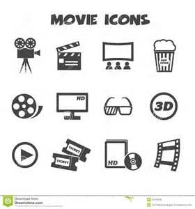 Movie Film Icon Symbol