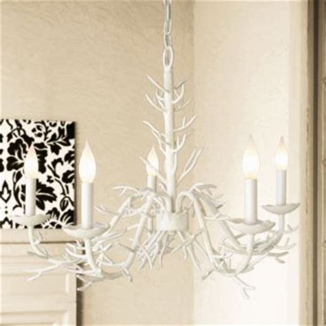 Coral Chandelier by Primed4design White Coral Chandelier